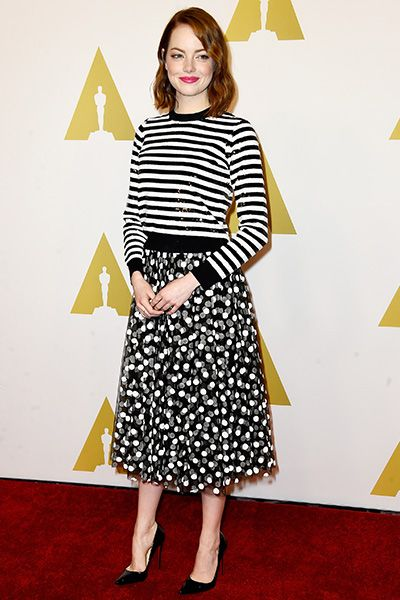 EMMA STONE RED CARPET LOOKS
