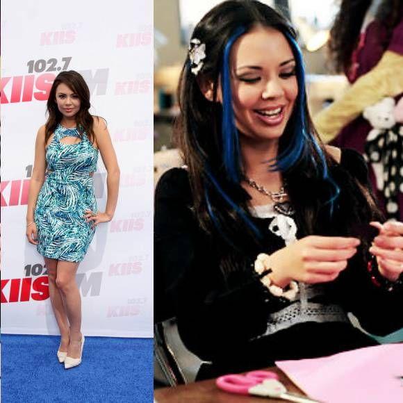 Sasha Pieterse as Allison DeLaurentis (2010-2014) - Ice Princess in Adventures of Sharkboy and Lavagirl (2005)