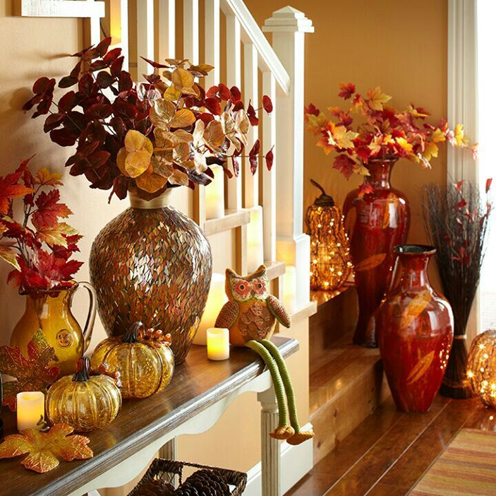 Best pier fall decor images on pinterest