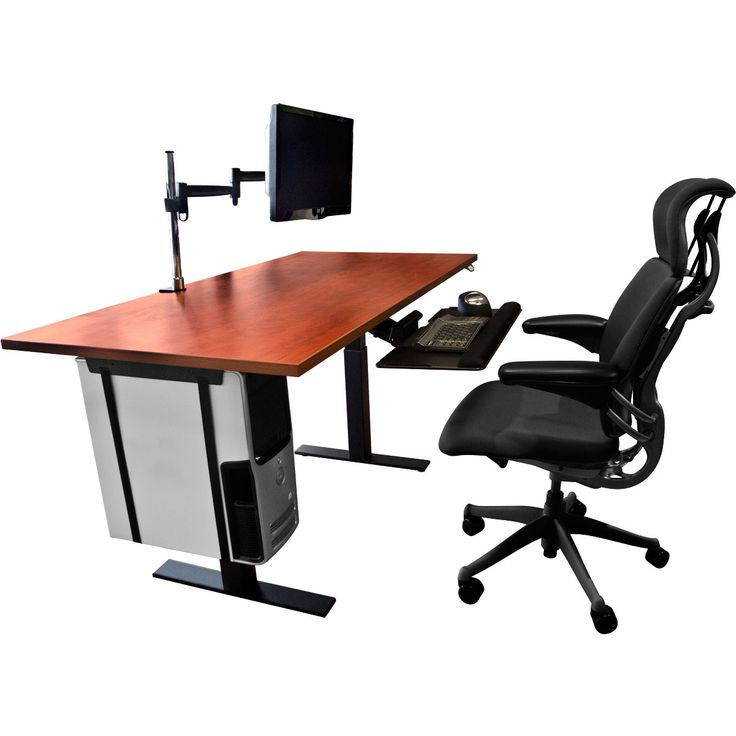 The UpLift Complete Exercise Desk is a total ergonomic desk solution for users looking to completely transform their work or home office into a full sit-to-stand desk and exercise workstation. Featuring all of the accessories to complete an ergonomic desk setup, including an electric height adjustable desk with treadmill or bike, an ergonomic chair, a monitor arm and a keyboard tray, as well as an ergonomic mouse and keyboard, this UpLift Complete Exercise Desk is an all-in-one solution to…