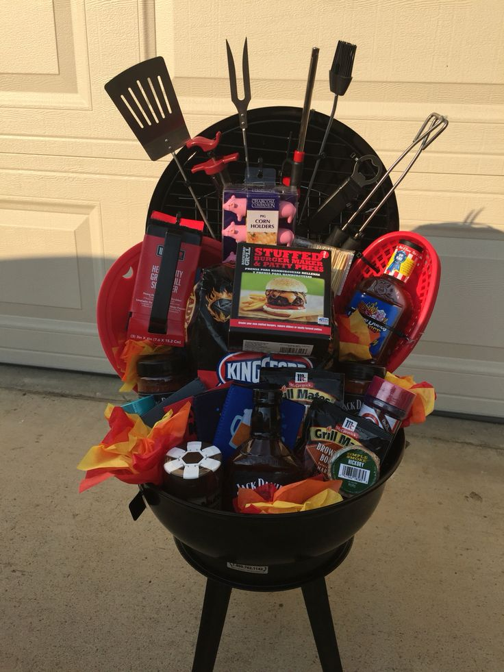 My BBQ gift basket                                                                                                                                                                                 More