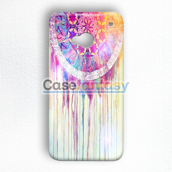 Bmth Sempiternal In Rainbow Watercolor Drop HTC One M7 Case | casefantasy