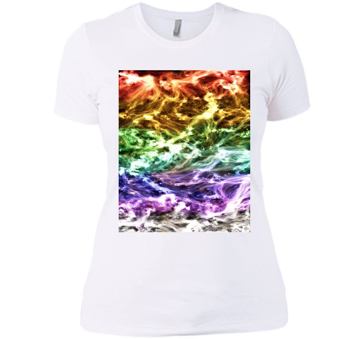 Charming Fire Rainbow Meaning 2017 T Shirt