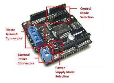 25 Best Ideas About Motor Shield Arduino On Pinterest