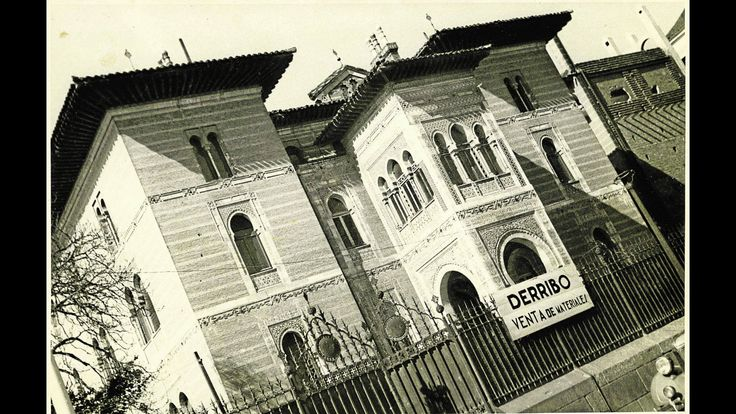 Los palacios perdidos del Paseo de la Castellana de Madrid - Madrid - ABC.es