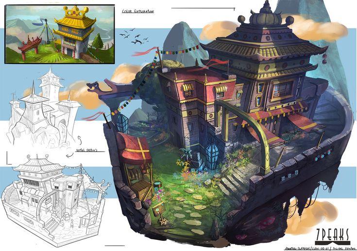 building design by JonathanDufresne.deviantart.com on @deviantART
