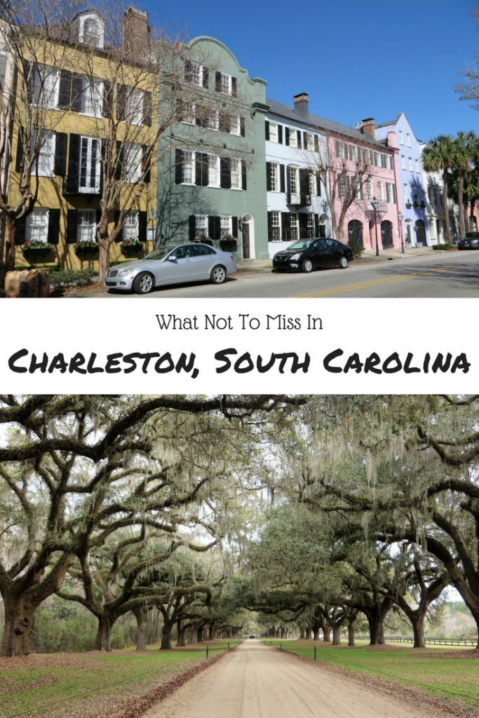 What Not To Miss In Charleston South Carolina Usa