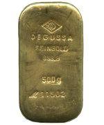 Degussa Goldbarren - Degussa AG
