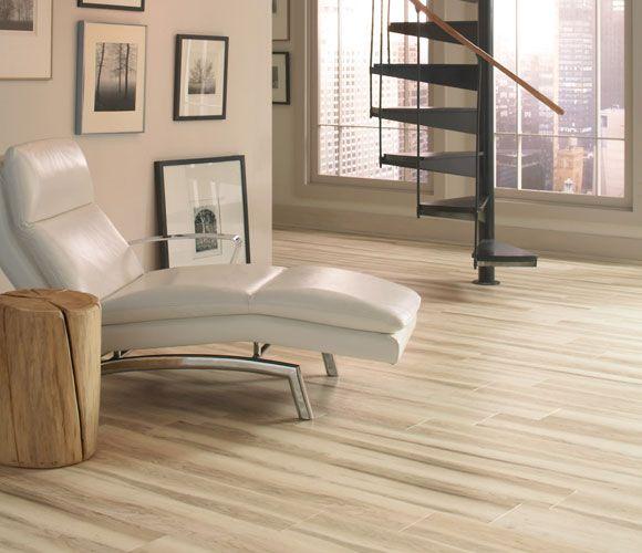 Centiva commercial grade vinyl flooring used in a residential setting.