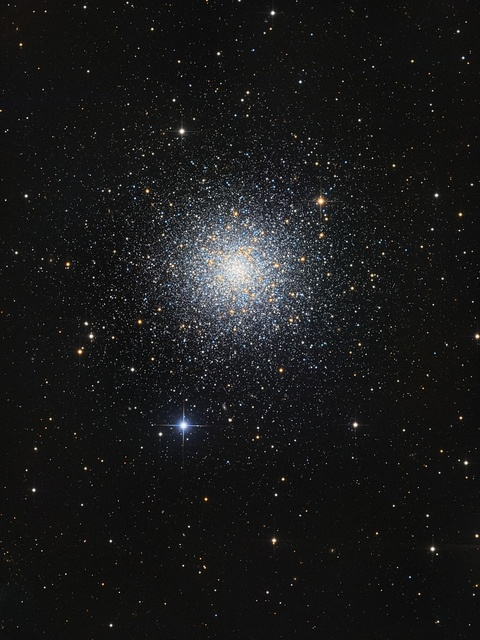 Globular Star Cluster M3 by Oleg Bryzgalov on Flickr.