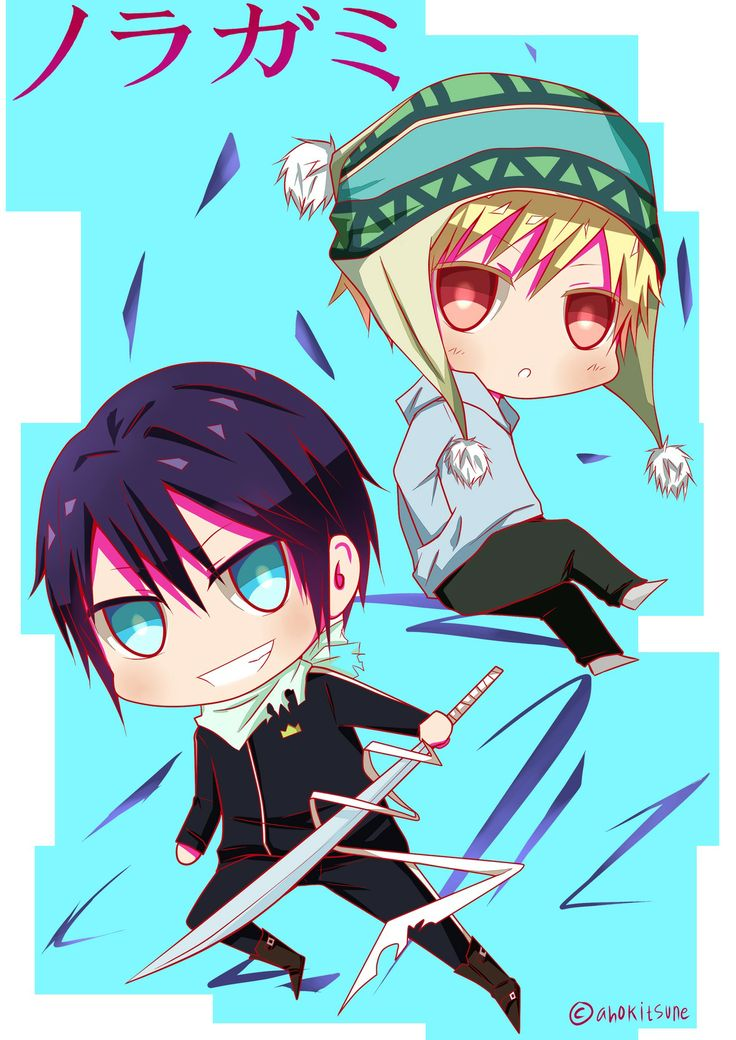 Yukine Noragami Chibi 137 best images about ...