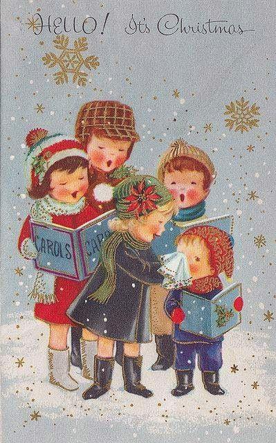 ilclanmariapia: Canti di Natale
