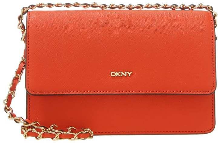 DKNY BRYANT PARK Across body bag orange