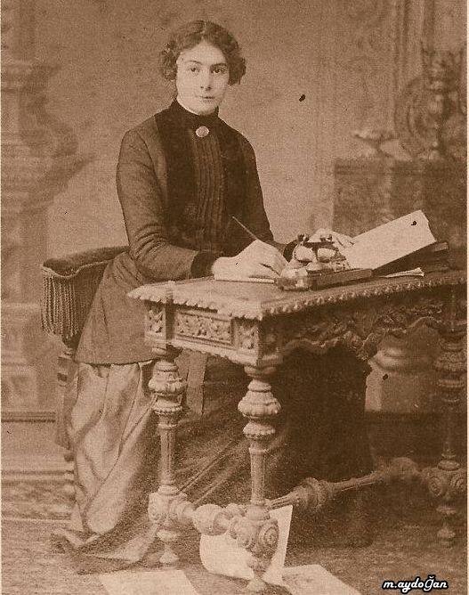 İlk Türk kadın gazeteci Selma Rıza Feraceli (1872 - 1931)
