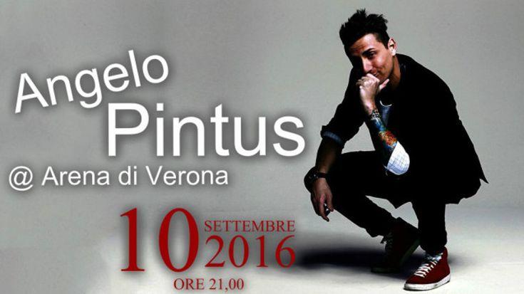 """Angelo Pintus in """"Pintus@Arena di Verona"""""""