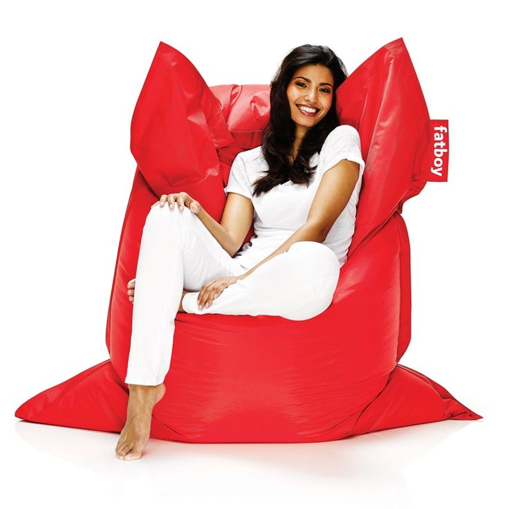 The Fatboy Original Beanbag Has Developed Into A True Lifestyle Icon During Past Decade Take Look At Striking And Comfortable