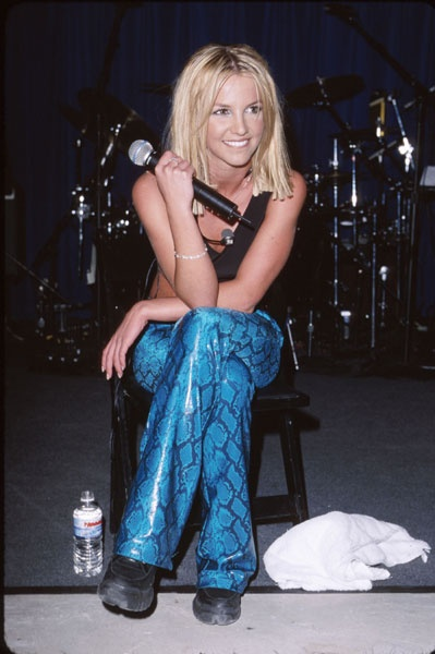 Teen People party - 2000 | Britney Collection | Pinterest