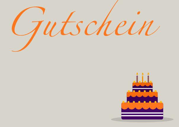 GUTSCHEIN-GEBURTSTAG kostenlos erstellen und ausdrucken