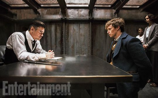EW Fall Movie Preview: New photos from Fantastic Beasts