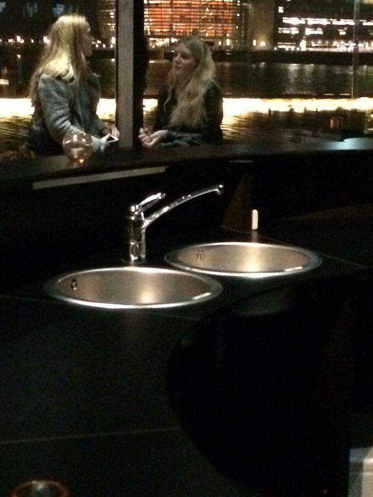 2 vaske, 1 vandhane?