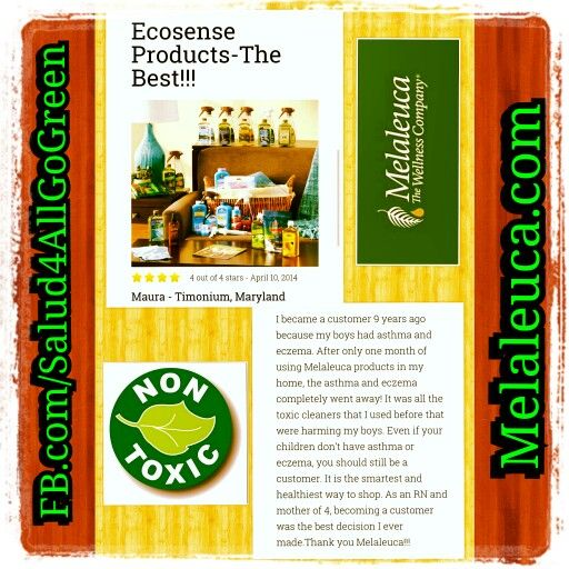 To see more Melaleuca Product reviews, GO TO:             www.whyilovemelaleuca.com          #Melaleuca #GoGreen #Salud4All #NoHarshChemicals #Ecosense #SwitchStoresAndSave  #SafeHomeForFamilyAndPets #NonToxicCleaningProducts    #Health #EcoFriendly     FB.com/Salud4AllGoGreen