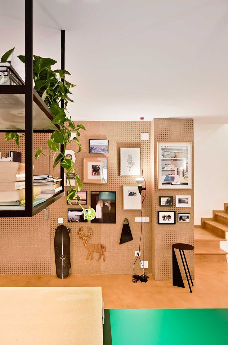 Clever Barcelona Apartment By Cirera Espinet