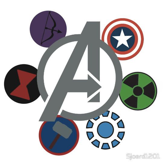 1000+ images about Superhero logos for sleeve on Pinterest ...