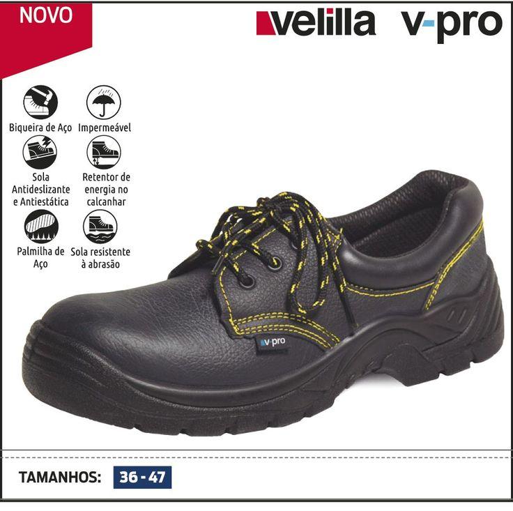 URID Merchandise -   SAPATO COM BIQUEIRA DE AÇO   41.13 http://uridmerchandise.com/loja/sapato-com-biqueira-de-aco/