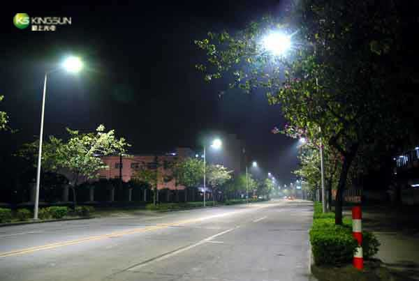 The High Power LED Street Lights using in this LED Street Light Retrofit Project, please LED Street Light