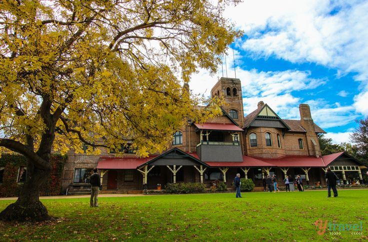 Booloominbah Mansion - things to see in Armidale, NSW, Australia