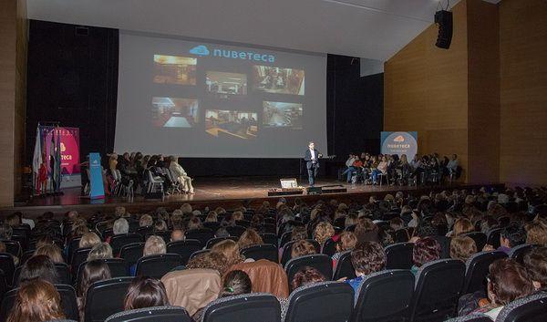 La FGSR lidera el proyecto Nubeteca, donde está el lector