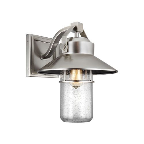 Funky Outdoor Sconces - Triple Light Wall Sconce ...