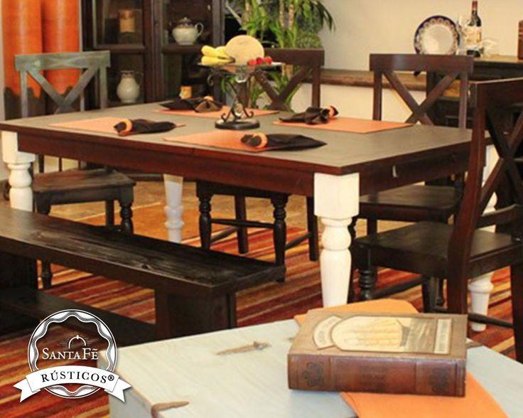 Nuestra colección New England es de estilo clásico occidental con molduras hechas a mano. ¡Conócela! #NewEngland #Colection #Coleccion #madera #comedor #diningroom #decoracion #rustico #rustica #tips #decor #home #hogar