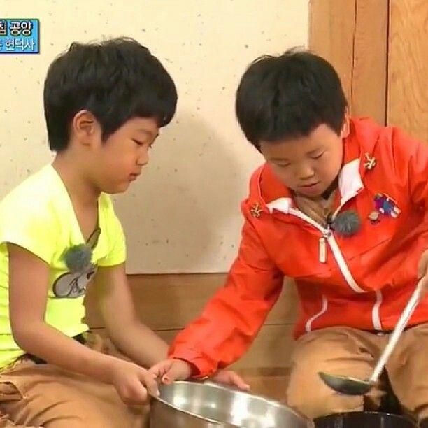 Lee junsu and yoon hoo