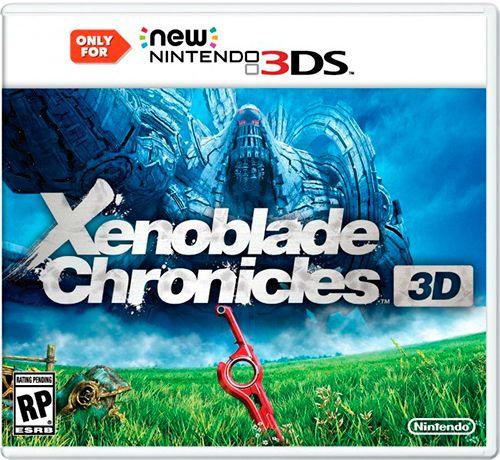 Gjenopplev det episke rollespillet i full 3D - eksklusivt til Nye Nintendo 3DS!