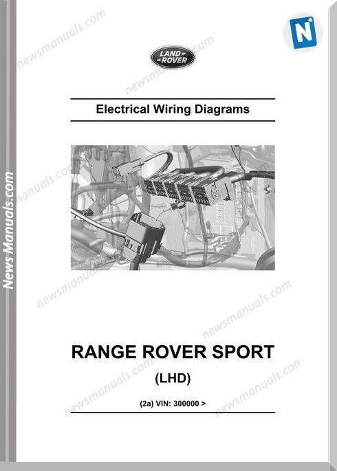 Land Rover Range Rover Sport 2014 L494 Wiring Diagram ... on