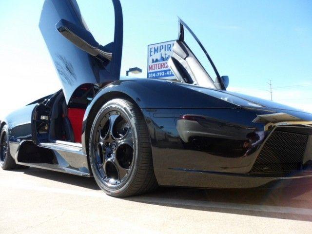 2003 Lamborghini Murcielago http://www.iseecars.com/used-cars/used-lamborghini-murcielago-for-sale