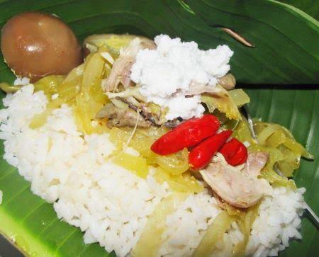 Resep makanan nasi liwet solo