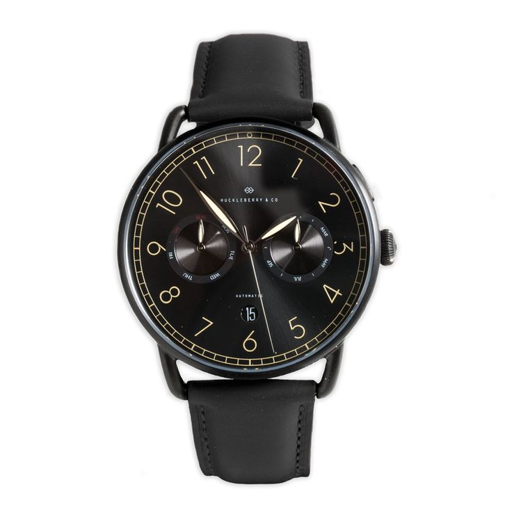 BAKEWELL - BLACK EDITION (Black Strap)