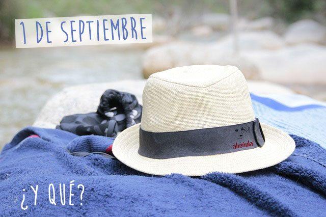 El 1 de #septiembre ha llegado... ¿y qué?  #Abéñula