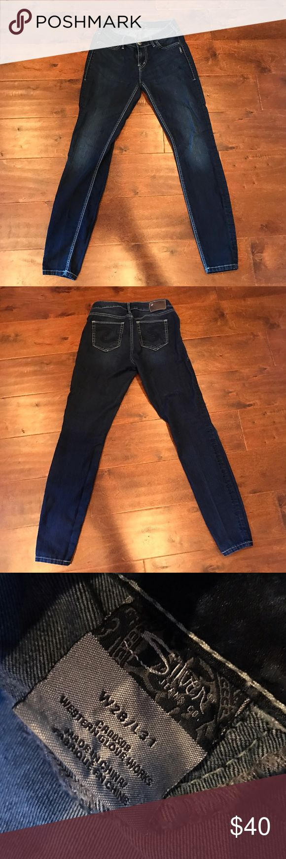 Silver Jeans Women's Jegging Very comfy! Silver Jeans Jeans Skinny