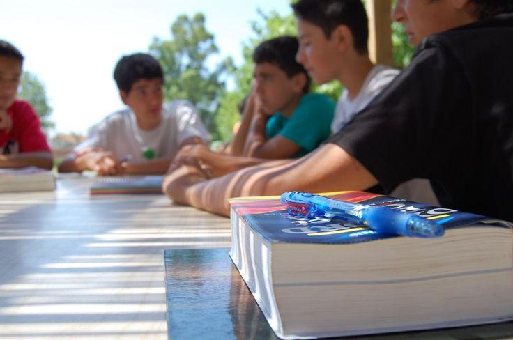 Estudia inglés + Colonias de verano + Tenis  ¿Qué más quieres?