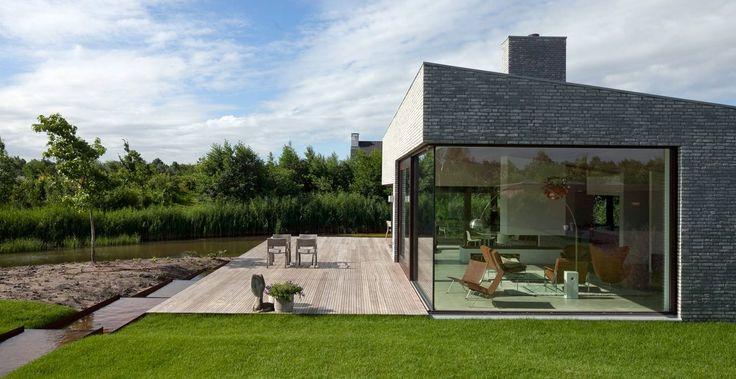 Luuk Kramer -  Villa Frenay / 70F architecture