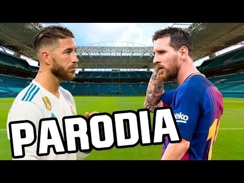 Canción Barcelona - Real Madrid 3-2 (Parodia Mi Gente - J. Balvin, Willy William) 2017 - VER VÍDEO -> http://quehubocolombia.com/cancion-barcelona-real-madrid-3-2-parodia-mi-gente-j-balvin-willy-william-2017   	 Parodia Musical de J. Balvin, Willy William – Mi Gente Barcelona vs Real Madrid 2017 – Like & Suscríbete! SUSCRIBITE a mi NUEVO CANAL!!  Suscríbete! 😀  muchos goles jaja Twitter: Facebook: Instagram: Google +:  Suscribite! 😀 MI APP: 	 Créd