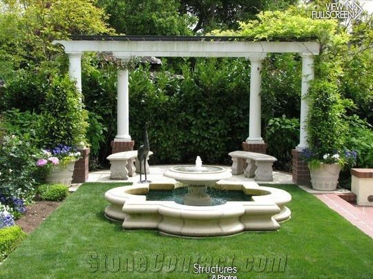 Grinding Stone Fountain images