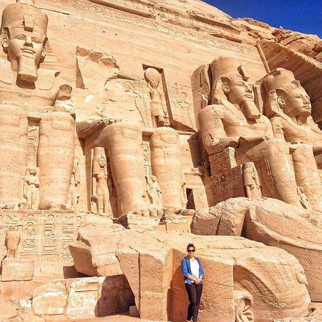 📸: Abu Simbel Temples 🏛These massive temples were completely relocated back off the Aswan Dam to avoid water damage 💦🕵🏼♀️ a pretty impressive task if you ask me! 🙋🏻  www.thegirlswhowander.com #thegirlswhowander #egypt pt #traveltalktours #abusimbel #aswandam #nubia #temple  #ancientegypt #photography #picoftheday #photooftheday #GirlsBornToTravel #girlaroundworld #sheisnotlost #wearetravelgirls  #backpacker #LiveIntrepid #wannagohere #passportcollective #instatravel #travel…