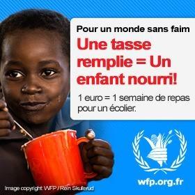 Affiche de sensibilisation pour un meilleur équilibre social. FAQ | WFP | Programme Alimentaire Mondial - Lutter contre la faim dans le monde