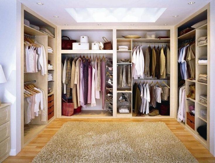 Fresh Begehbarer Kleiderschrank selber bauen Tipps und Ideen