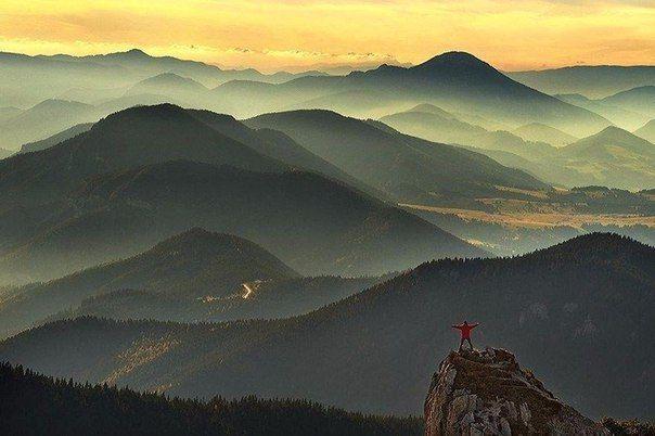 Татры – горы удивительной красоты