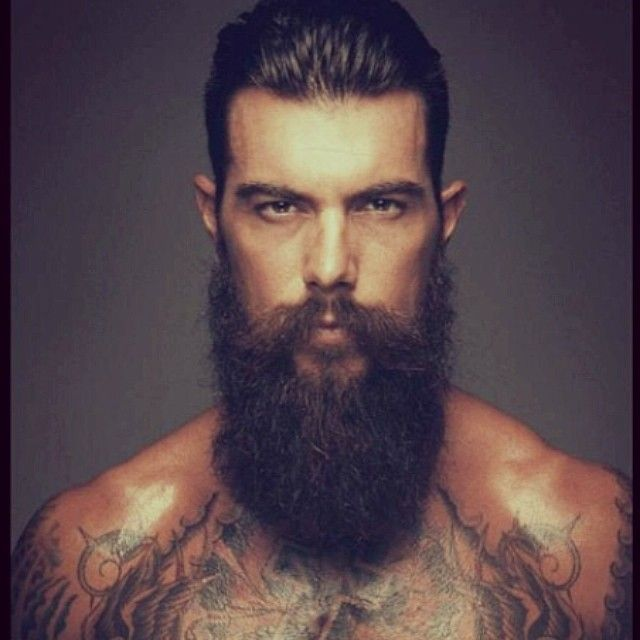 Beards And Mustaches: 180 Best It's A Beard Thing Images On Pinterest